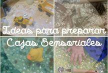 Cajas sensoriales