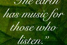 Green Quotes / Quotes to spread the message of environmental sustainability.