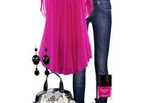 Fashion - Think pink