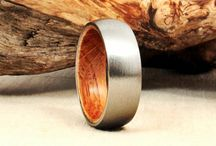 Men's wedding ring/bands