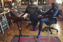 Studio inpiration