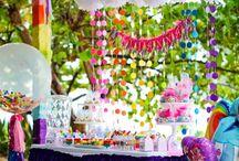 Birthday party ideas! / My little pony party ideas