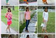 spring outfit over 40