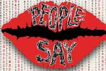 """People Say NY / People Say NY Open Mic,  where there is love, support, and inspiration to be shared. """"People Say NY"""" brings art back to the fundamentals, so we can remind ourselves why  artists and art lovers alike do what we do."""