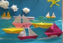 origami e montaggi