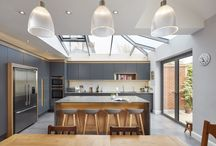 Bespoke Kitchen for London Family Townhouse