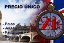 to be in LONDON club / Colección PRECIO ÚNICO 24,99€