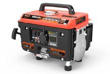 Generadores Gasolina Gran Público / La gama de generadores gasolina para el gran público aporta la energía que necesitas para tus hobbies. Pensados para el consumidor particular.