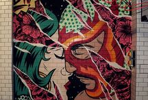 World of Urban Art : BROKEN FINGAZ  [Izrael]