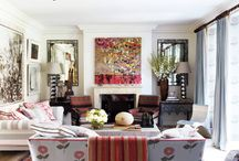 Living Rooms / by Claire Knibbs