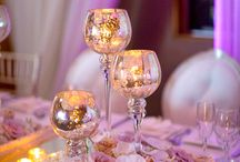 Romantic decorations / romance