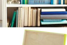 Travel Decor / Decorate with your travel treasures