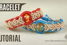 Big Bead Bracelet In Two Colors