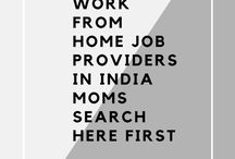 work from home jobs for indian mom