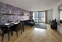 Exquisite interiors in London