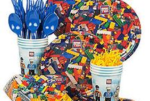 Lego Party / LEGOs are a toy that will never go out of style, so you know a LEGO themed party will be a fond memory for years and years. Check out our party supplies and ideas to build your own celebration!