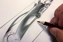 bike-concept-Sketch