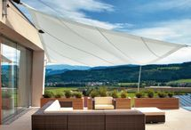 Sunshades / Sunshades, shutters, windows roller systems, windows treatment, windows decorations, sun blockers