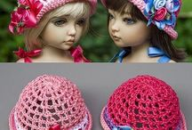 crochet & knitting for dolls