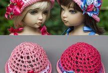 crochet & knitting for dolls