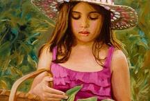 Kunst mit Kinder / Kunst mit Kinder