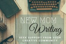 New Mom Writer