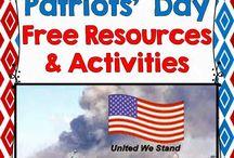 Patriot's Day Kids Activities - #neverforget