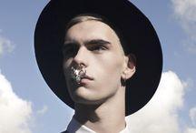 hat portraits