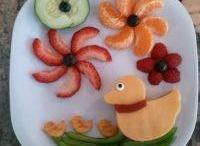 veselé jídlo pro děti