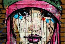 Graffiti og streetart