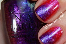nails / by Elizabeth Struck