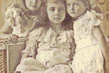 Russian empire kids