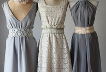 Bridesmaid Dresses / by Emma Scowen