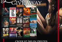 Strong Women Giveaway / Multi-Author Giveaway