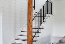 Decorating-Open stair rail