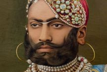 Royal portraits of India