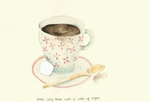 COFFEE - Faith, Hope and Caffeine / Does what it says on the tin!
