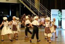Taneční vystoupeni
