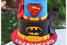 Hjälte / Cake decorating