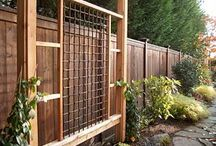 Beautify Black chain link fence