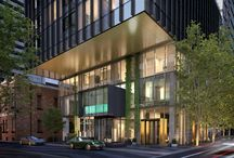 FKD 303 La Trobe Street, Melbourne / Exterior and interior images created for Figtree, Urban and 360 Property Group