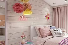 Girls bedroom  / Las recámaras más lindas