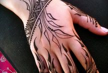 Henna... mendhi