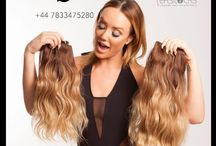 Clip In Hair Extensions / Find out more about clip in hair extensions and view the instant transformations you can achieve maximum length and volume in minutes.