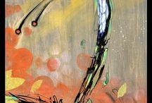 Quetzal art