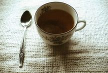 cup of tea. / by Allecia Pipkin