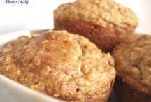 muffin ( bananes )