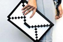 Pixel / by Sarika Bonillo Diaz