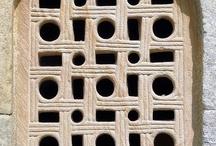 Pre-románico / Arquitectura, escultura y detalles del arte pre-románico en España