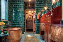 Bathrooms / by Maryann Candito